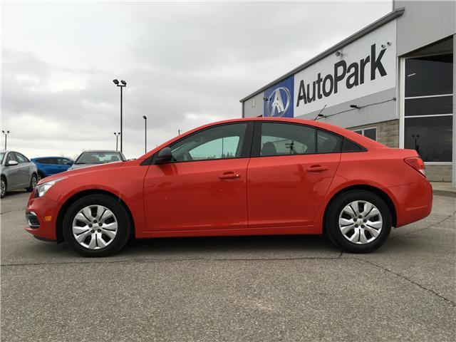 2016 Chevrolet Cruze Limited 2LS (Stk: 16-54306) in Barrie - Image 8 of 23