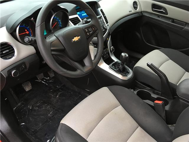 2016 Chevrolet Cruze Limited 2LS (Stk: 16-54306) in Barrie - Image 12 of 23