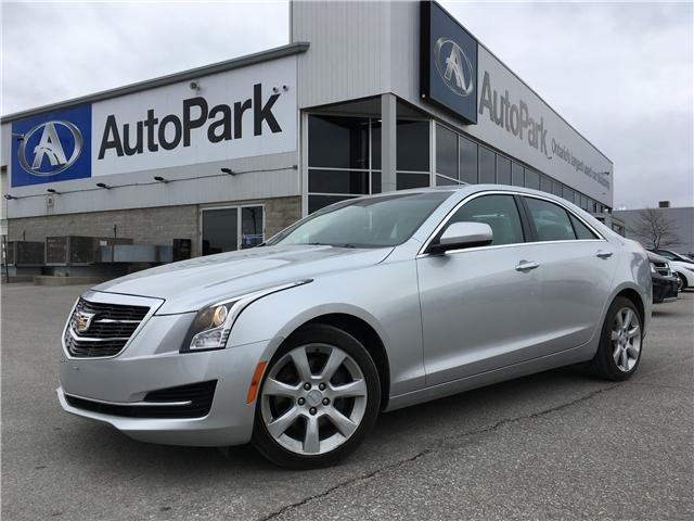 2015 Cadillac ATS 2.0L Turbo (Stk: 15-17732T) in Barrie - Image 1 of 24