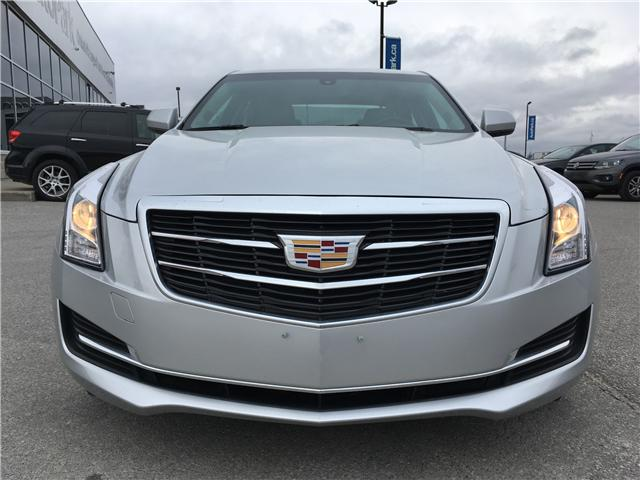 2015 Cadillac ATS 2.0L Turbo (Stk: 15-17732T) in Barrie - Image 2 of 24