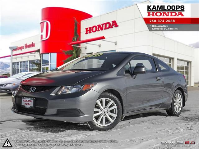 2012 Honda Civic EX (Stk: 13767B) in Kamloops - Image 1 of 25