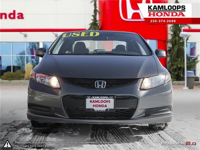 2012 Honda Civic EX (Stk: 13767B) in Kamloops - Image 2 of 25