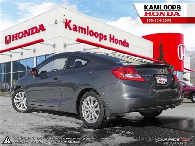 2012 Honda Civic EX (Stk: 13767B) in Kamloops - Image 4 of 25