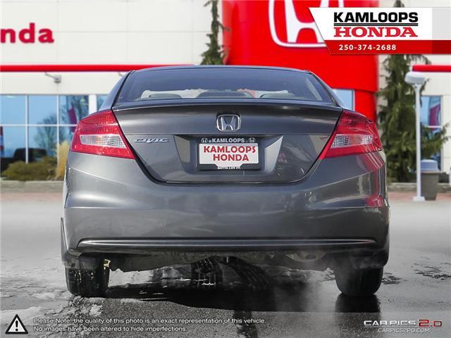 2012 Honda Civic EX (Stk: 13767B) in Kamloops - Image 5 of 25