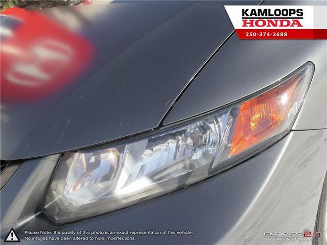 2012 Honda Civic EX (Stk: 13767B) in Kamloops - Image 9 of 25