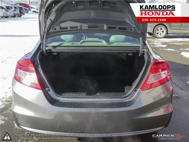 2012 Honda Civic EX (Stk: 13767B) in Kamloops - Image 10 of 25