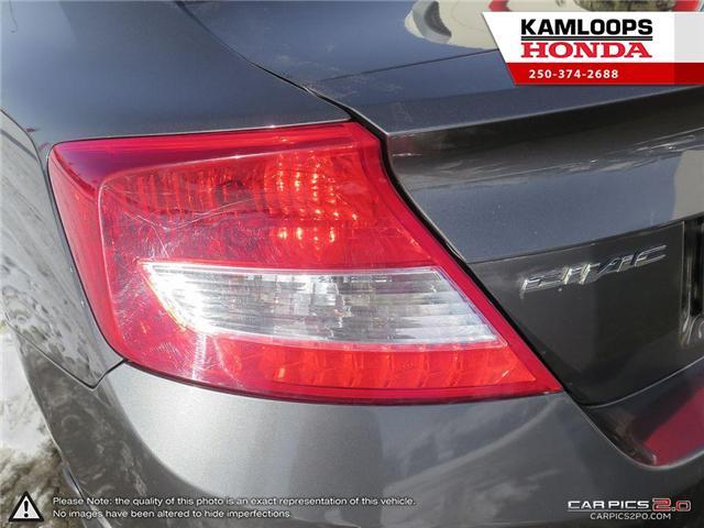 2012 Honda Civic EX (Stk: 13767B) in Kamloops - Image 11 of 25