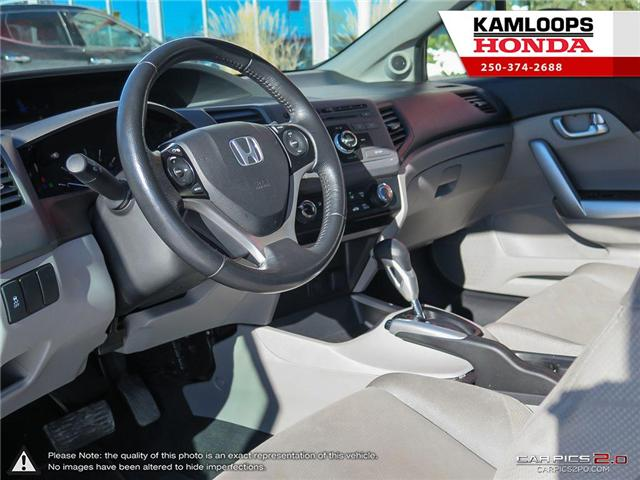 2012 Honda Civic EX (Stk: 13767B) in Kamloops - Image 13 of 25