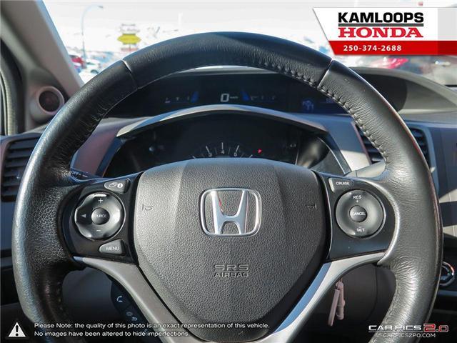 2012 Honda Civic EX (Stk: 13767B) in Kamloops - Image 14 of 25