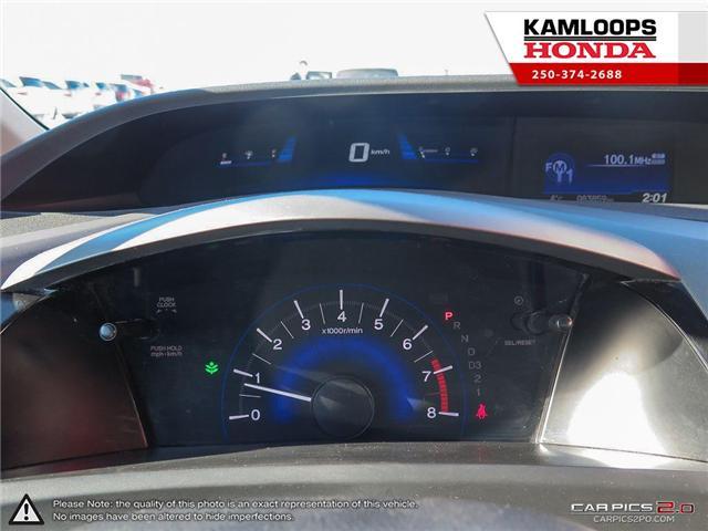 2012 Honda Civic EX (Stk: 13767B) in Kamloops - Image 15 of 25