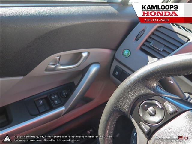 2012 Honda Civic EX (Stk: 13767B) in Kamloops - Image 16 of 25