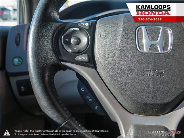 2012 Honda Civic EX (Stk: 13767B) in Kamloops - Image 17 of 25