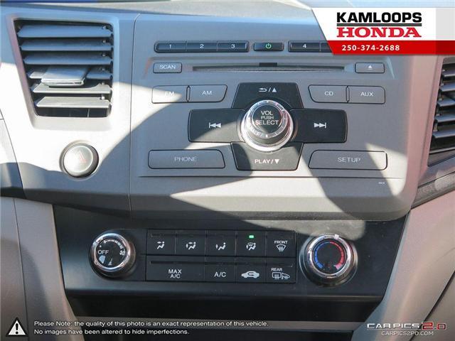 2012 Honda Civic EX (Stk: 13767B) in Kamloops - Image 18 of 25