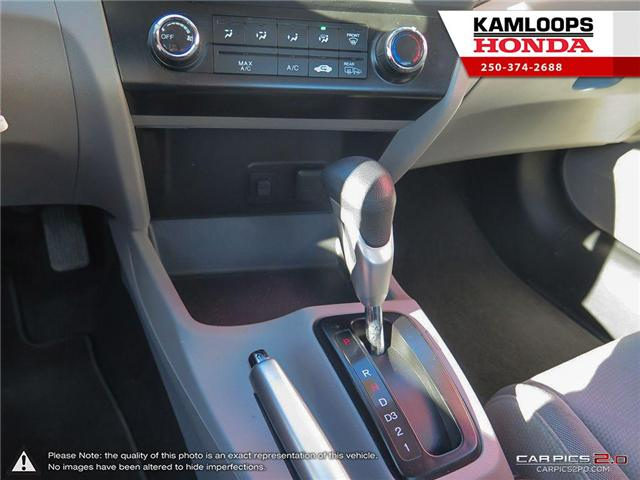 2012 Honda Civic EX (Stk: 13767B) in Kamloops - Image 19 of 25