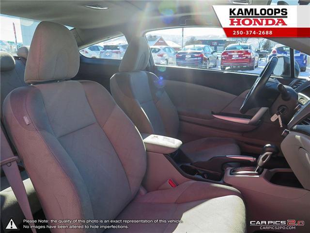 2012 Honda Civic EX (Stk: 13767B) in Kamloops - Image 22 of 25