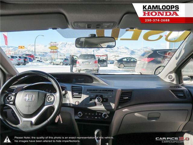 2012 Honda Civic EX (Stk: 13767B) in Kamloops - Image 24 of 25