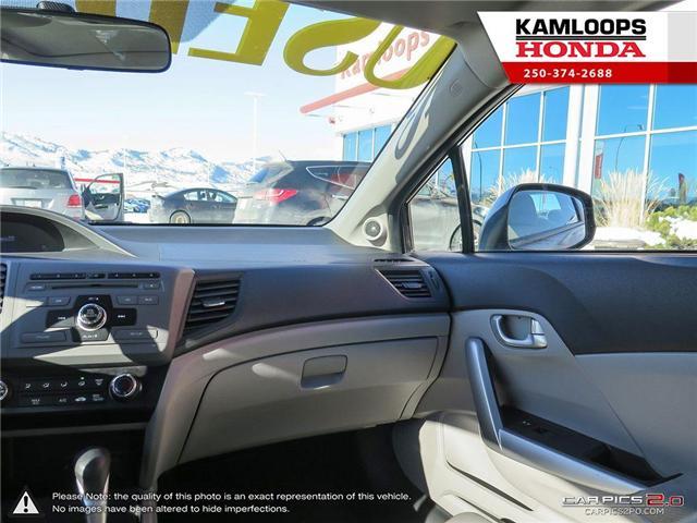 2012 Honda Civic EX (Stk: 13767B) in Kamloops - Image 25 of 25