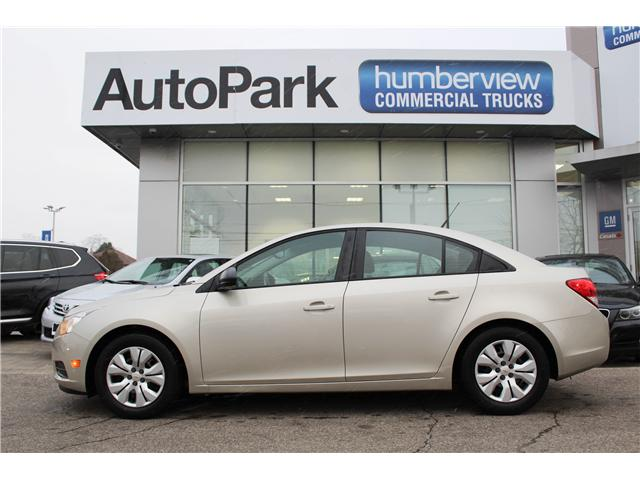 2014 Chevrolet Cruze 1LS (Stk: ) in Mississauga - Image 2 of 22