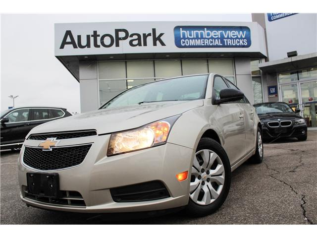 2014 Chevrolet Cruze 1LS (Stk: ) in Mississauga - Image 1 of 22