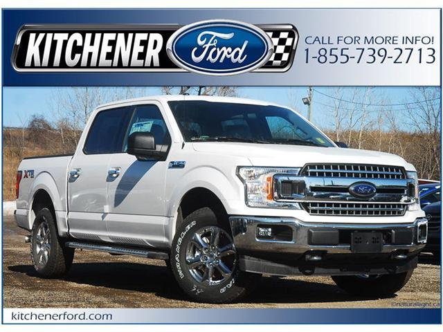 2018 Ford F-150  (Stk: 8F3710) in Kitchener - Image 1 of 4