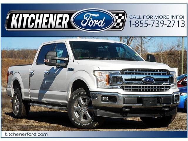 2018 Ford F-150  (Stk: 8F4020) in Kitchener - Image 1 of 2