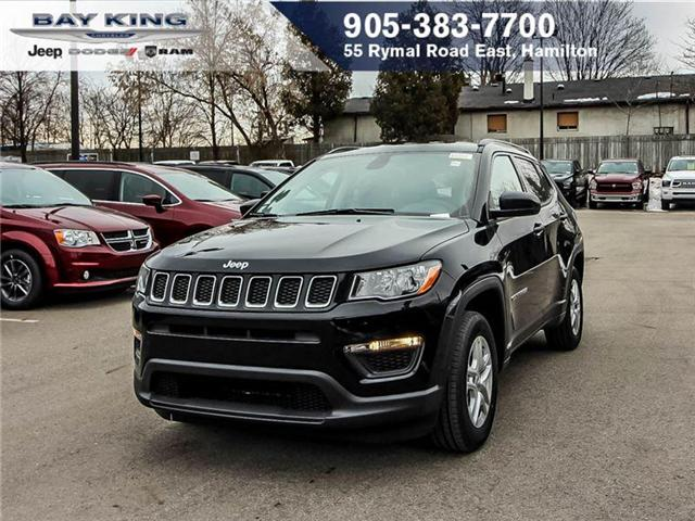 2018 Jeep Compass Sport (Stk: 187635) in Hamilton - Image 1 of 20