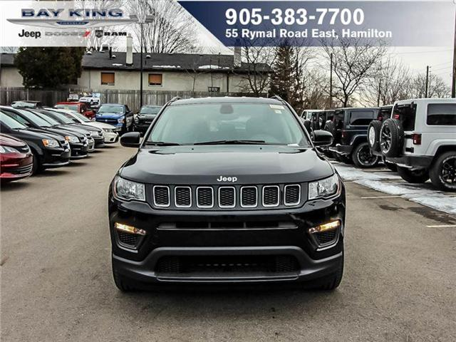2018 Jeep Compass Sport (Stk: 187639) in Hamilton - Image 2 of 20