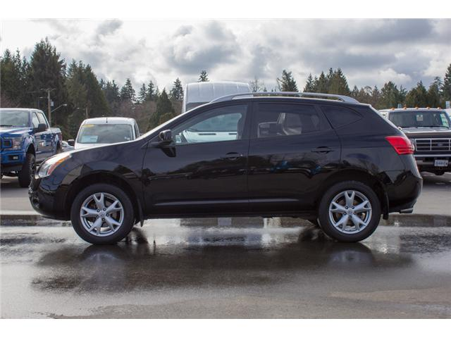 2008 Nissan Rogue SL (Stk: 8F11718A) in Surrey - Image 4 of 29