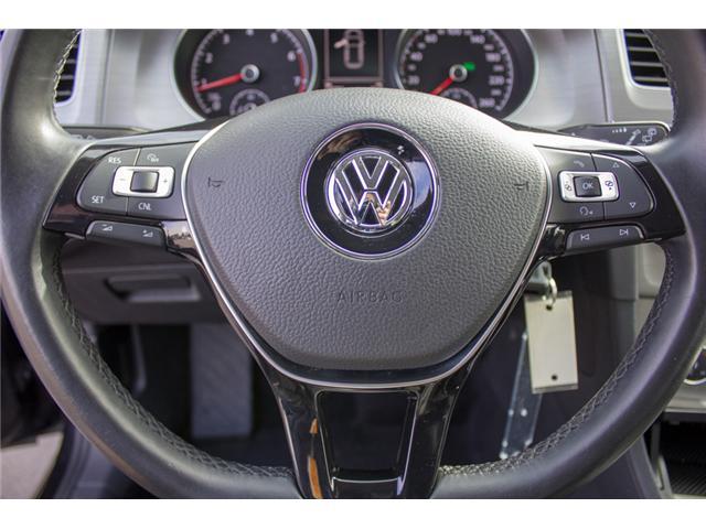 2015 Volkswagen Golf 1.8 TSI Trendline (Stk: P6873) in Surrey - Image 24 of 30