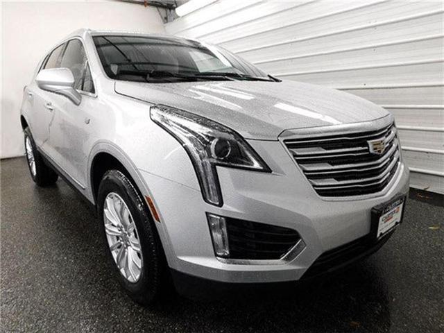 2018 Cadillac XT5 Base (Stk: 8D68180) in Vancouver - Image 2 of 7
