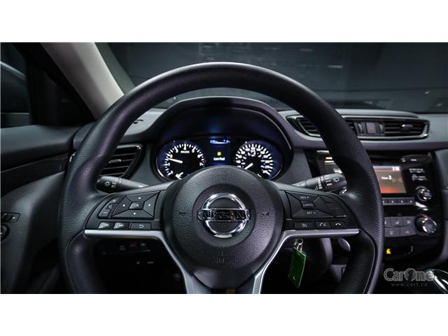 2017 Nissan Rogue S Hands Free Push To Start Heated