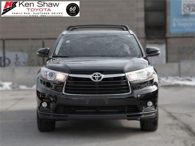 2015 Toyota Highlander Limited (Stk: 15080A) in Toronto - Image 1 of 20