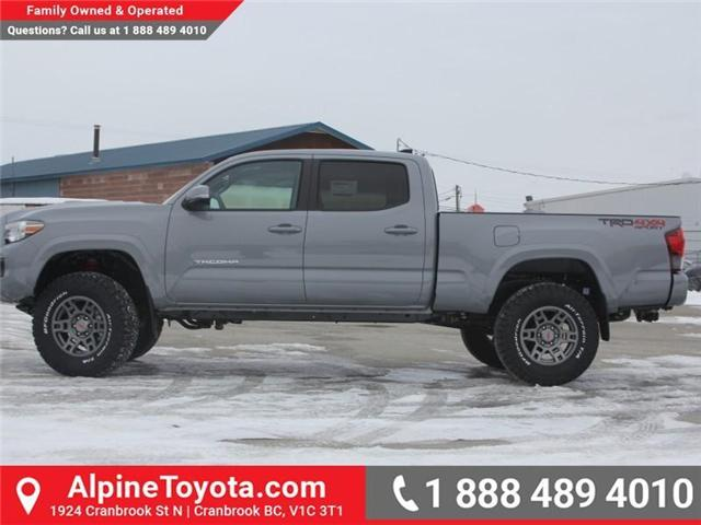 2018 Toyota Tacoma SR5 (Stk: X032171) in Cranbrook - Image 2 of 20