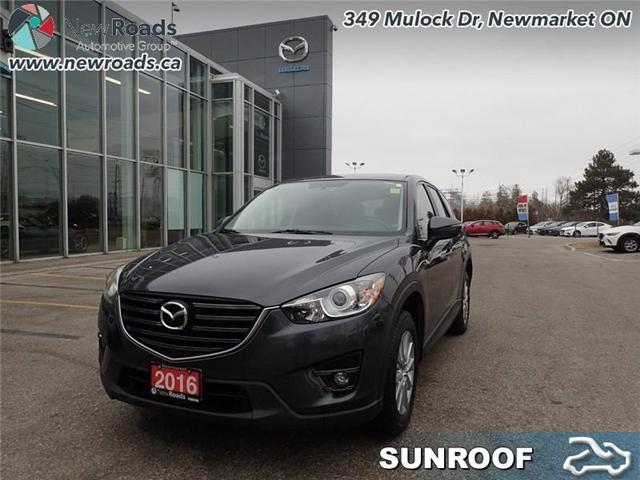 2016 Mazda CX-5 GS (Stk: 40105A) in Newmarket - Image 1 of 30