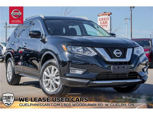 2017 Nissan Rogue SV (Stk: N18649) in Guelph - Image 1 of 24