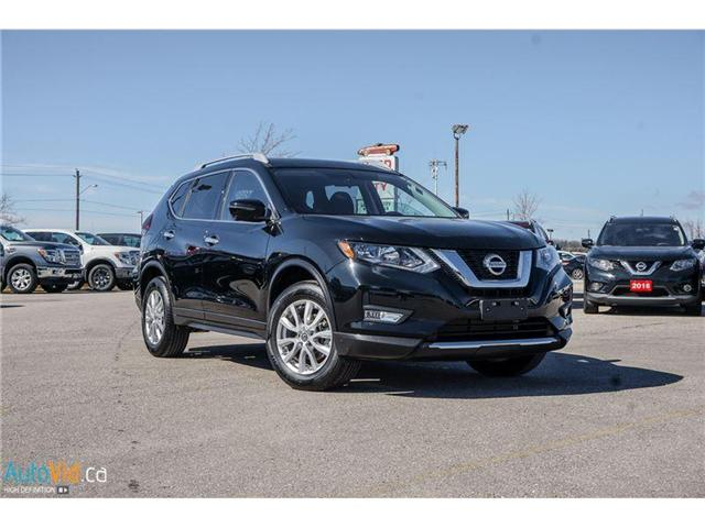2017 Nissan Rogue SV (Stk: N18649) in Guelph - Image 2 of 24