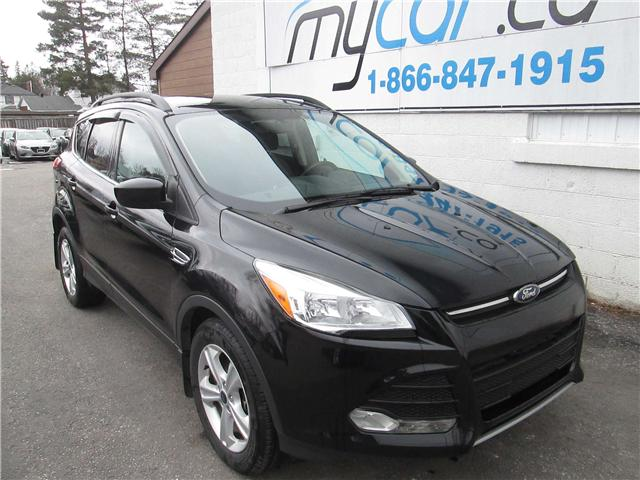 2015 Ford Escape SE (Stk: 180261) in Richmond - Image 1 of 13