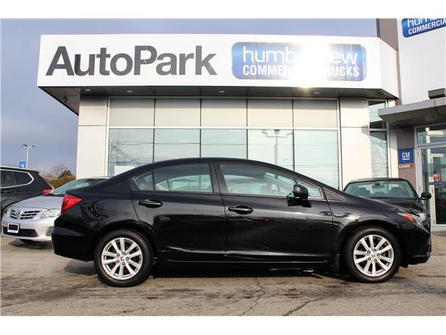 2012 Honda Civic LX (Stk: ) in Mississauga - Image 4 of 26