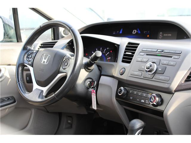 2012 Honda Civic LX (Stk: ) in Mississauga - Image 25 of 26