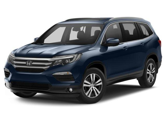 2018 Honda Pilot EX-L RES (Stk: N13864) in Kamloops - Image 1 of 1