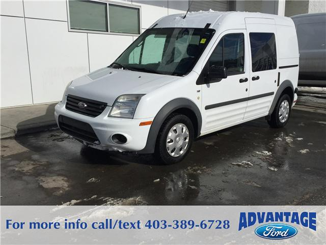 2012 Ford Transit Connect XLT (Stk: T22363) in Calgary - Image 1 of 10