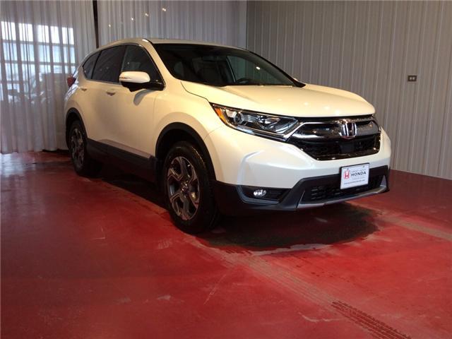 2018 Honda CR-V EX-L (Stk: H5826) in Sault Ste. Marie - Image 1 of 5