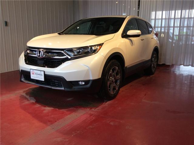 2018 Honda CR-V EX-L (Stk: H5826) in Sault Ste. Marie - Image 2 of 5