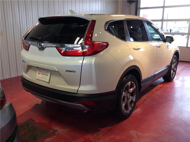 2018 Honda CR-V EX-L (Stk: H5826) in Sault Ste. Marie - Image 4 of 5