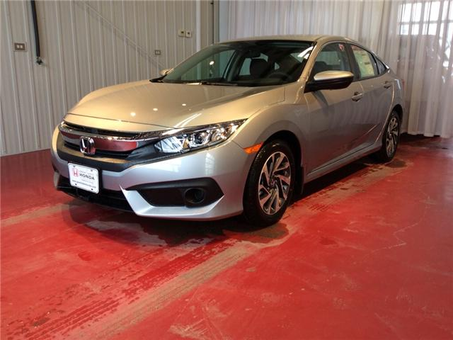 2018 Honda Civic SE (Stk: H5791) in Sault Ste. Marie - Image 2 of 5
