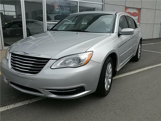 2012 Chrysler 200 LX (Stk: 16102A) in New Minas - Image 1 of 14