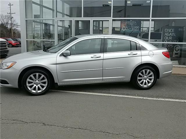 2012 Chrysler 200 LX (Stk: 16102A) in New Minas - Image 2 of 14