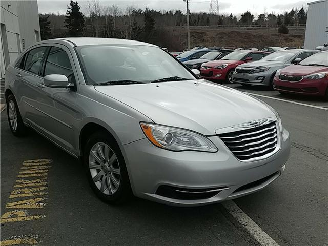 2012 Chrysler 200 LX (Stk: 16102A) in New Minas - Image 7 of 14