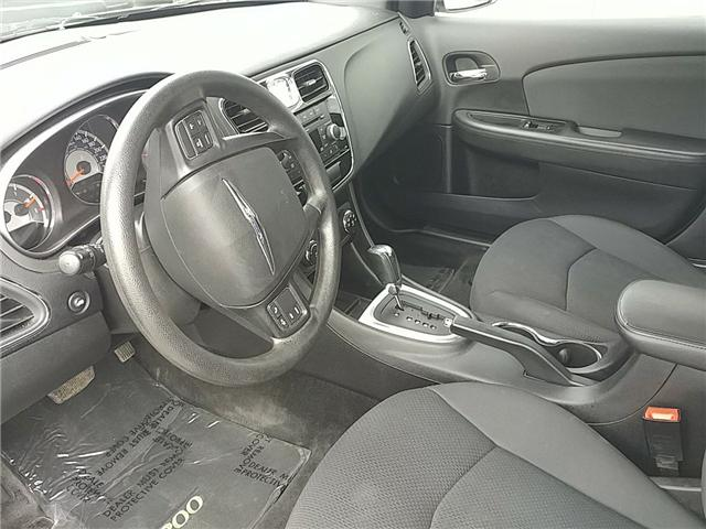 2012 Chrysler 200 LX (Stk: 16102A) in New Minas - Image 11 of 14