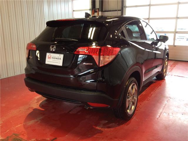2018 Honda HR-V EX (Stk: H5781) in Sault Ste. Marie - Image 4 of 5